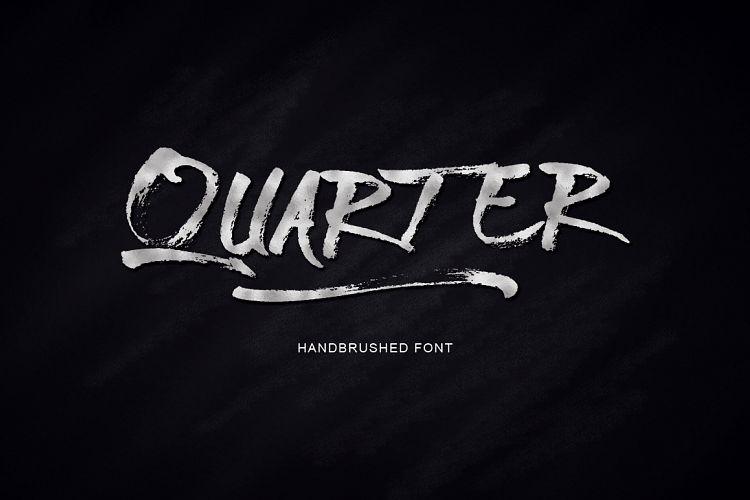 Free Quarter Font Fontscripts