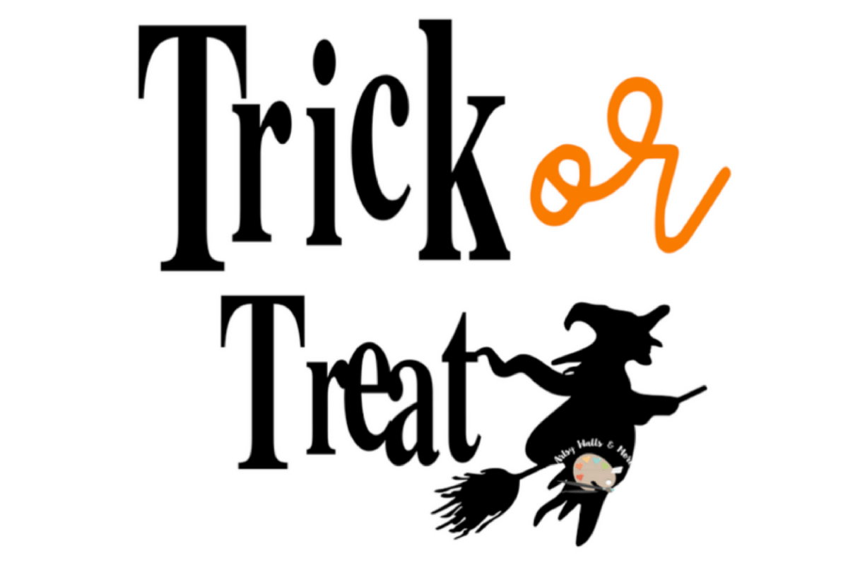 Halloween Svg Cut File Trick Or Treat W