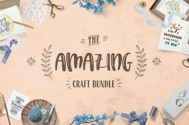 The Amazing Craft Bundle