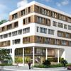 O edifício comercial LEED Platinum estabelece padrões de energia e design na Europa Painéis de ACM