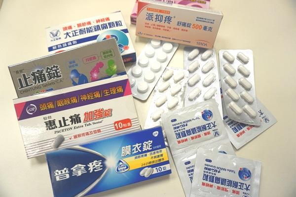 吃止痛藥會傷肝?這些副作用要知道