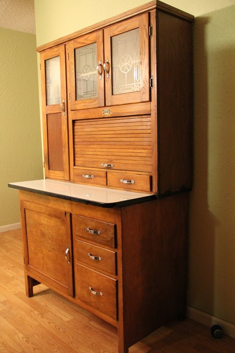 I Have This Hoosier Cabinet By Sellers We Bought It A Few Years Ago From A My Antique