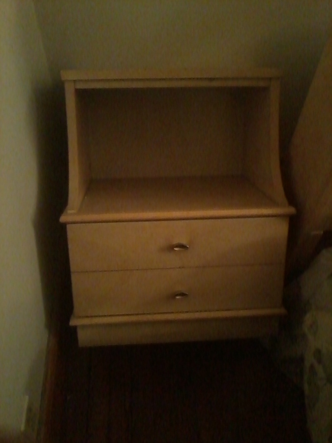 Dixie Mid Century Antique Blond Bedroom Set My Antique Furniture Collection