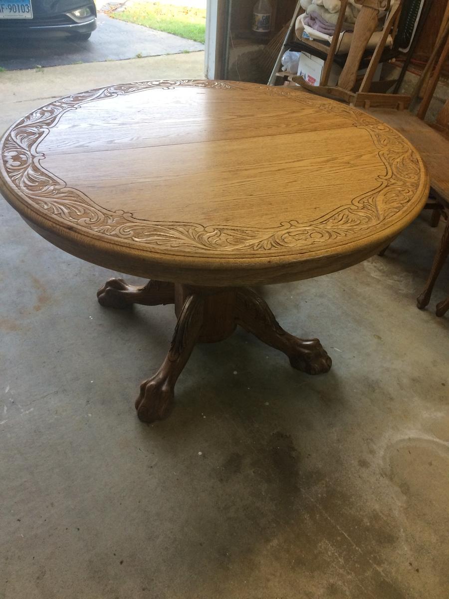 Wood Dining Table Leaf