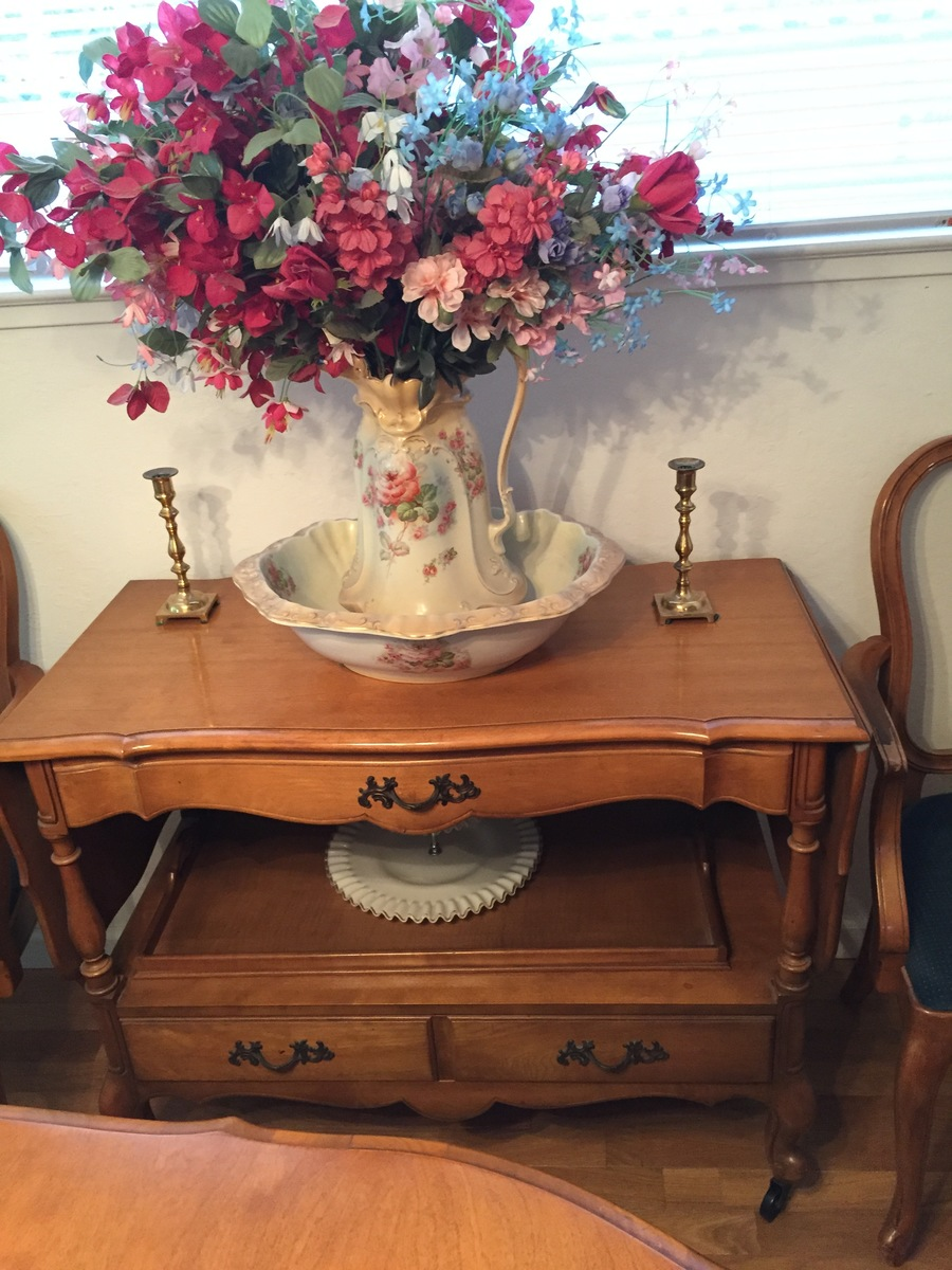 Thomasville Dining Room Set My Antique Furniture Collection