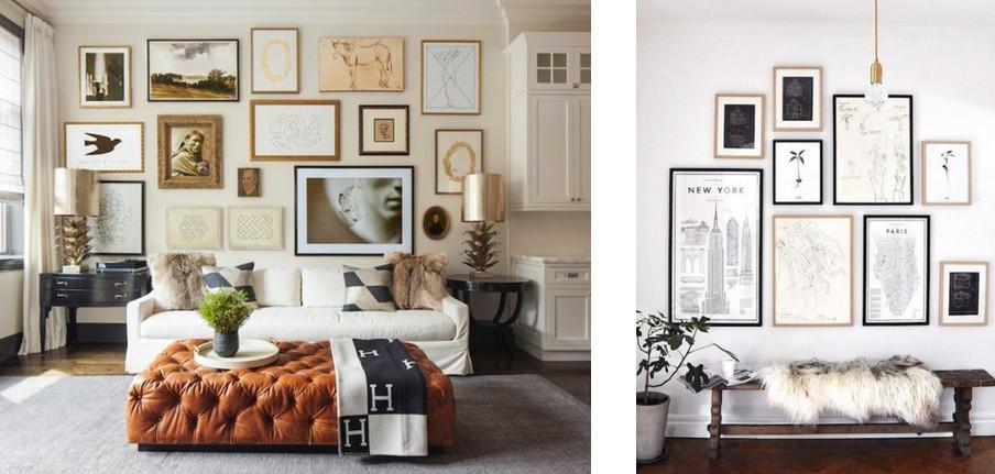 picture frame hanging tips tricks