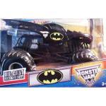 Monster Jam Hot Wheels Monster Jam Batman Batmobile 1 24 Scale Monster Truck Mattel Massgenie Com