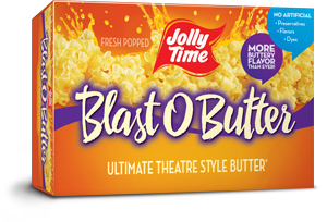jolly time microwave popcorn flavors