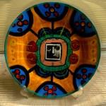 Diy Handmade Painted Decorative Dinner Plate Hide Away Handmade Online Store Powered By Storenvy
