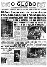 30 de Maio de 1936, Geral, página 1