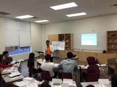 Pastor Jay teaching
