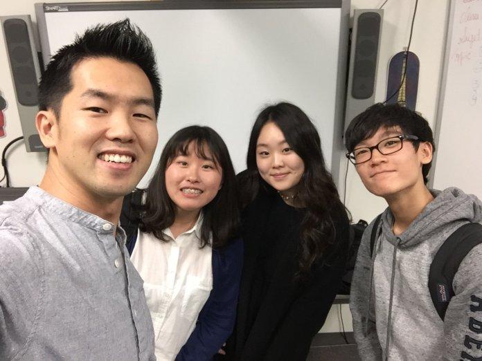 Sophia Sung, Joyce Kwack, Daniel Kim