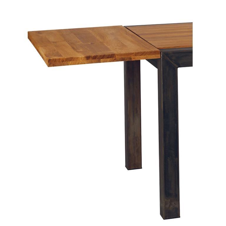 allonge pour table chene 150cm et 180cm 50x90x4 ferscott