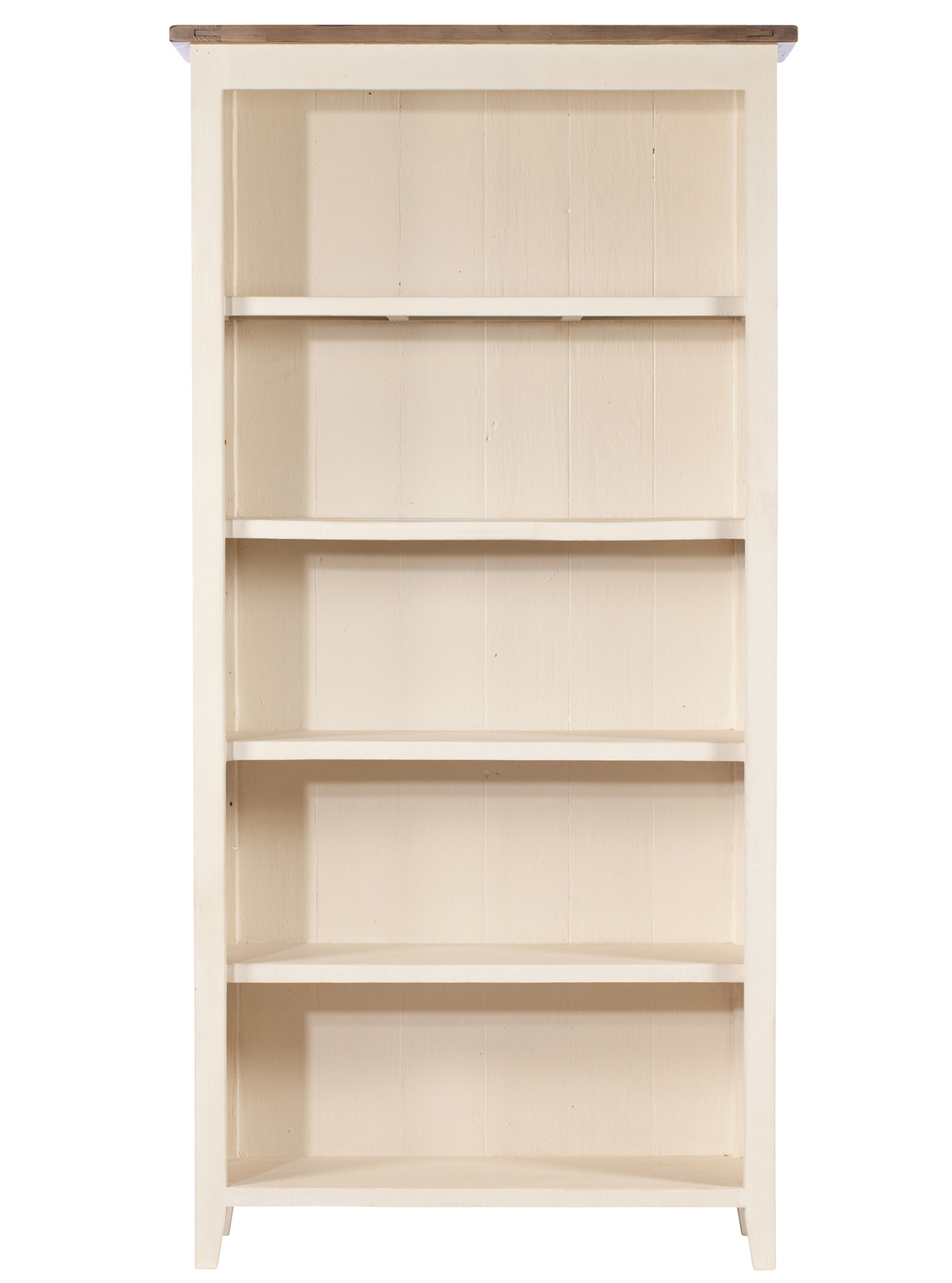 bibliotheque blanche bois recycle bristol
