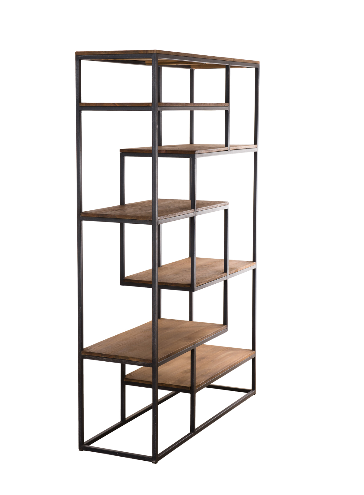 etagere destructuree teck recycle swing