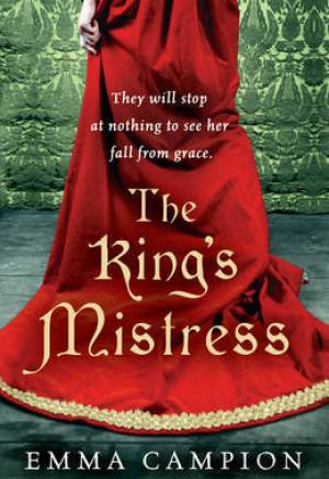 #Printcess review of The King's Mistress by Emma Campion