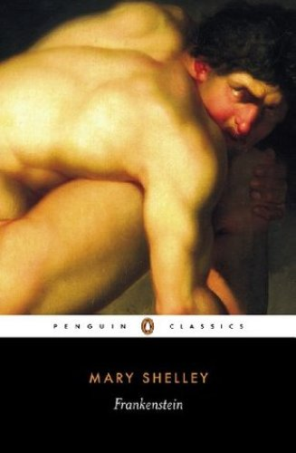 Frankenstein by Mary Shelley   reading, books