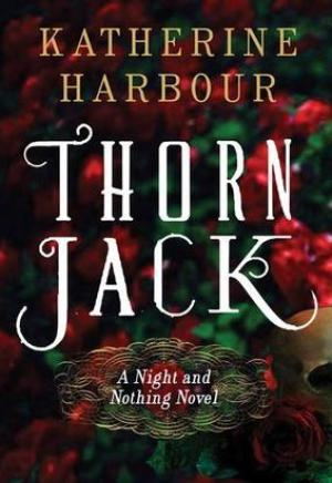 #Printcess review of Thorn Jack by Katherine Harbour