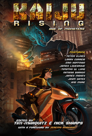 Kaiju Rising: Age of Monsters Book Cover