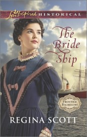 The Bride Ship (Frontier Bachelors, #1)