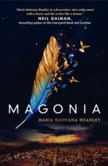 Magonia (Magonia, #1)