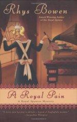 Book Review: Rhys Bowen's A Royal Pain