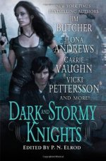 Book Review: P.N. Elrod's Dark and Stormy Knights