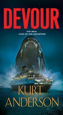 Devour Book Cover