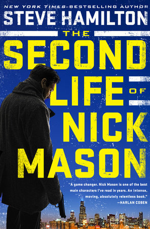 The Second Life of Nick Mason Book Cover