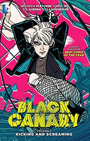 Image result for black canary vol 1 kicking and screaming