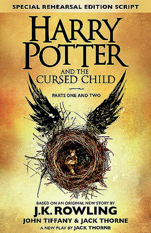 Image result for harry potter and the cursed child goodreads