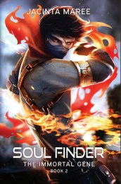 Soul Finder (The Immortal Gene, #2)