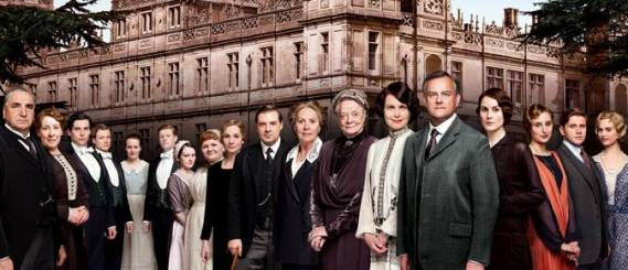 favorite Winter products - Downton Abbey
