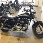 2019 Harley Davidson Sportster 1200 Custom Xl1200c Used Motorcycle For Sale Columbus Oh Farrow Harley Davidson