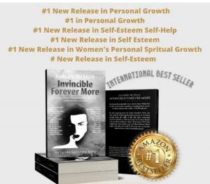 Invisible No More; Invincible Forever More International Best Selling Book