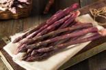 Gemüse-Spargel 'Pacific Purple', Asparagus officinalis 'Pacific Purple', Wurzelware