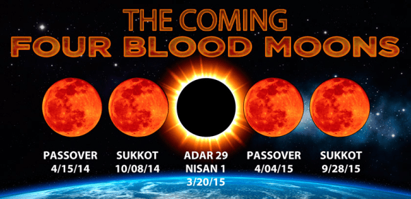 "John Hagee's ""Four Blood Moons"" To Become Movie 
