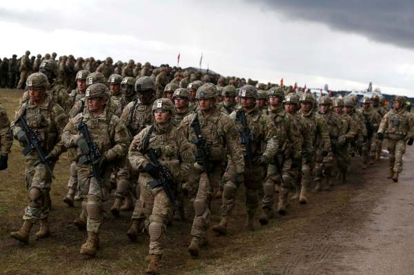 NATO deploys troops to Poland while concerns about country ...