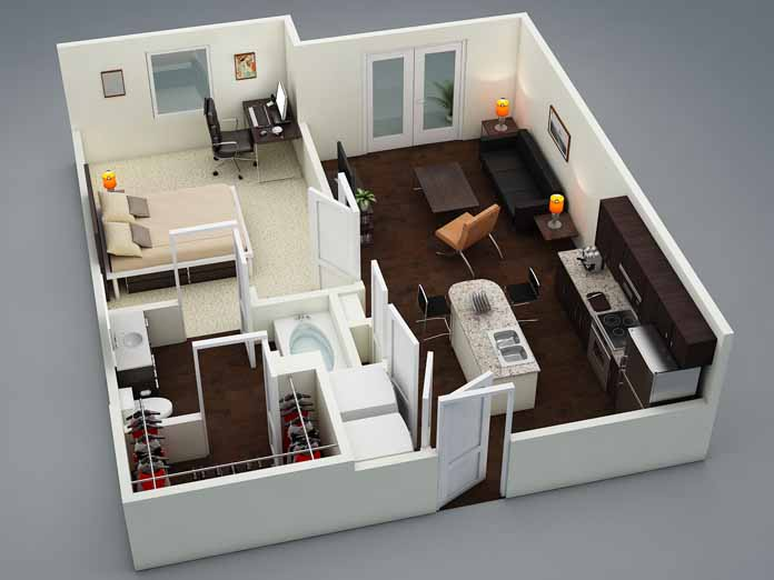 Prado Student Living Apartments San Antonio Tx