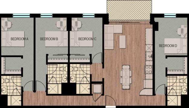 Milena Velba African Bedroom