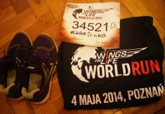 Wings For Life 2014. in Pozńan