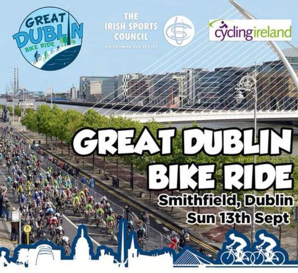 Great Dublin Bike Ride