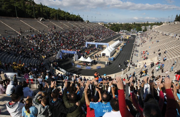 Athens Marathon as one of the Top Marathons 2016 | LadyofAwesome.com