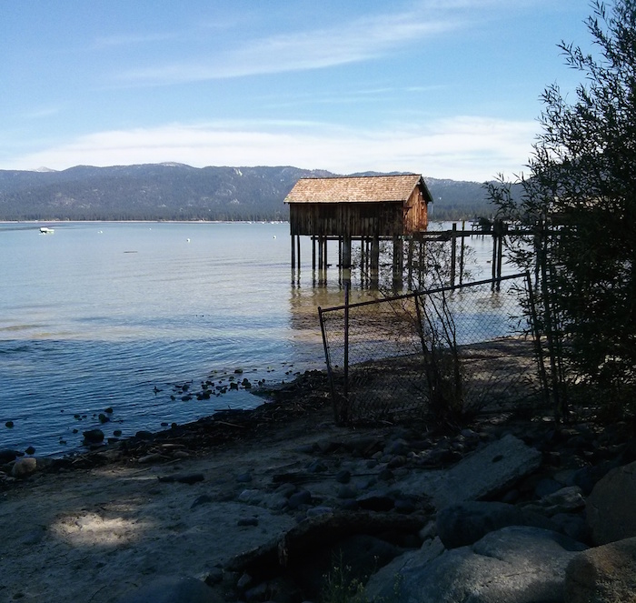 Lake Tahoe as one of the stops on our USA road trip