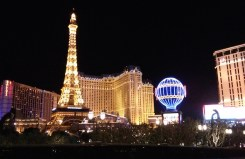 Las Vegas as one of the stops on our USA road trip