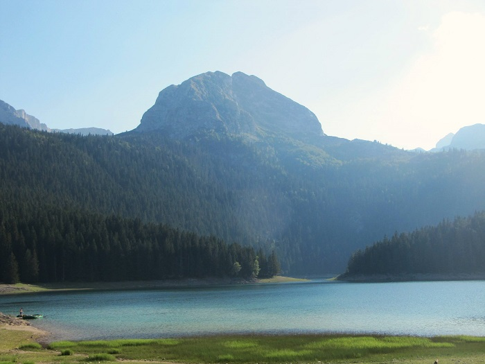 The Black Lake, Durmitor, Montenegro