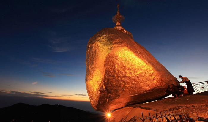13 Lesser-Known Places of Worship in Southeast Asia | Kyaiktiyo Pagoda, Myanmar | Lady of Awesome