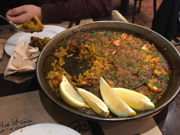 Food in Barcelona: Paella | Lady of Awesome