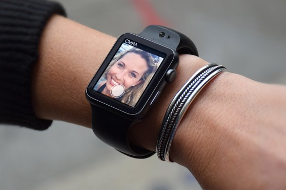 CMRA Apple Watch Band With Cameras