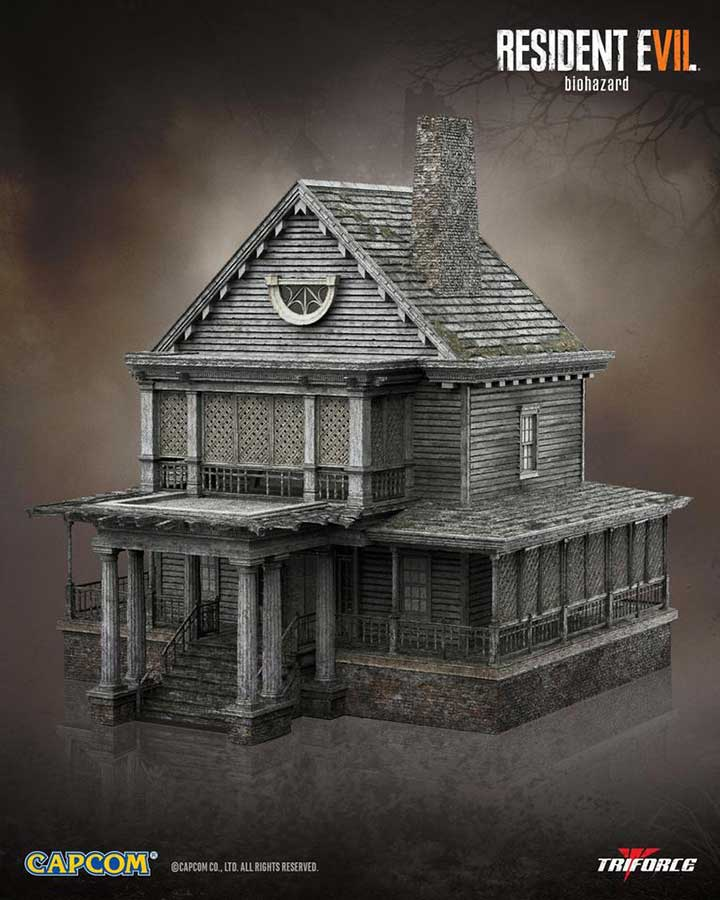 Buy A Resident Evil 7 Collectors Edition Get A Mansion